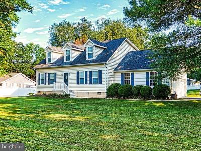 Mechanicsville Single Family Home For Sale: 29907 Burton Road