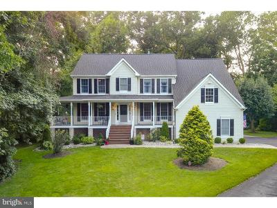 Moorestown Single Family Home For Sale: 228 Quakerbridge Court