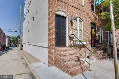Canton, Canton Company, Canton Cove, Canton East, Canton, Patterson Park, Canton/Brewers Hill, Canton/Lighthouse Landing Townhouse For Sale: 908 Baylis Street
