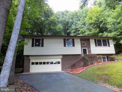 Stafford Single Family Home Under Contract: 2108 Aquia Drive