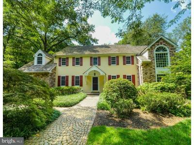 Bucks County Single Family Home For Sale: 2948 Burnt House Hill Road