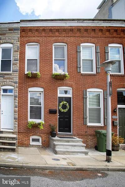 Baltimore MD Townhouse For Sale: $269,900