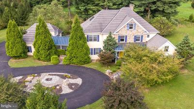 New Hope Single Family Home For Sale: 6511 Saw Mill Road