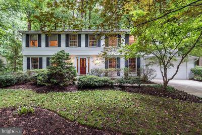 Ellicott City Single Family Home For Sale: 4034 Larkspring Row