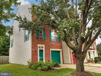 Centreville Townhouse For Sale: 6168 Kendra Way