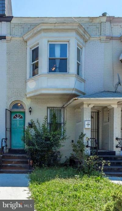 Single Family Home Under Contract: 1549 3rd Street NW