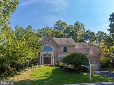 Fairfax County Single Family Home For Sale: 12029 Creekbend Drive