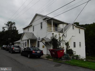 Lonaconing Multi Family Home For Sale: 20 Front Street