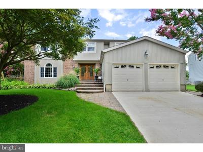 Moorestown Single Family Home For Sale: 19 Beth Drive