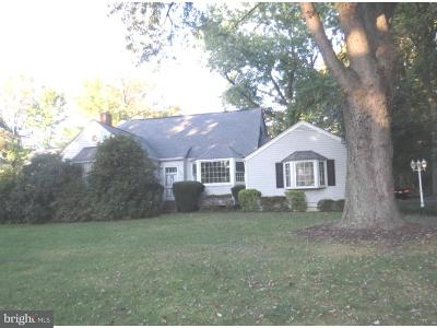 Wilmington Single Family Home For Sale: 2401 Silverside Road