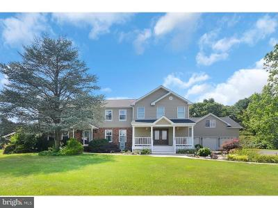 Cranbury Single Family Home For Sale: 40 George Davison Road