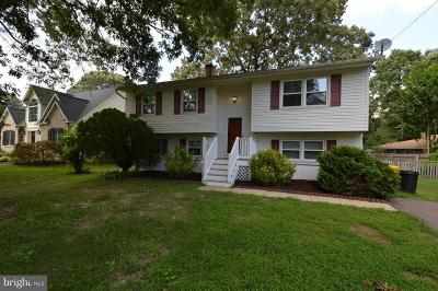 Crownsville Single Family Home For Sale: 1049 Tudor Drive