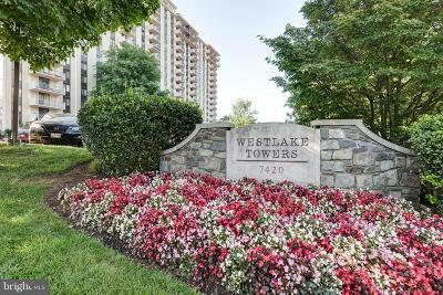 Bethesda Condo Under Contract: 7420 Westlake Terrace #1005