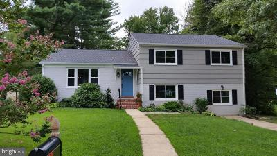 Lutherville Timonium Single Family Home For Sale: 111 Margate Road