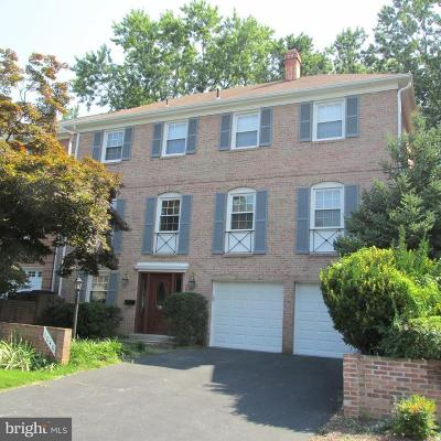 Rockville Single Family Home For Sale: 10402 Democracy Lane