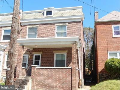 Wilmington Multi Family Home For Sale: 213 W 29th Street