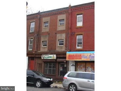 Brewerytown Multi Family Home For Sale: 2448 W Montgomery Avenue