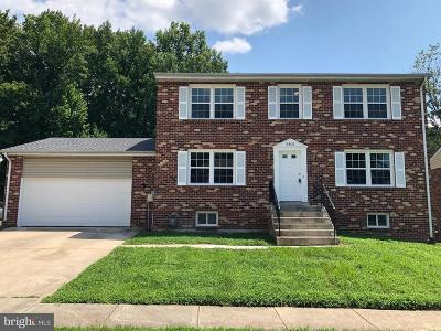 Clinton MD Single Family Home For Sale: $369,900