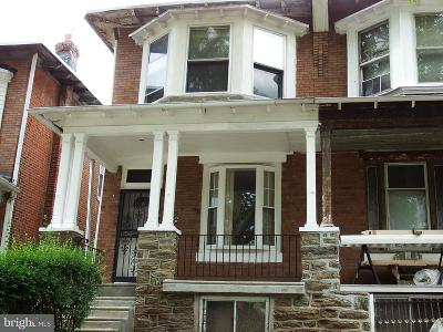 Philadelphia PA Single Family Home For Sale: $200,000