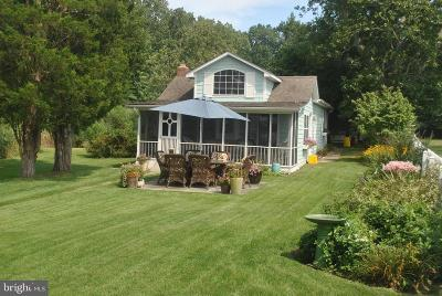 Shady Side MD Single Family Home For Sale: $599,000