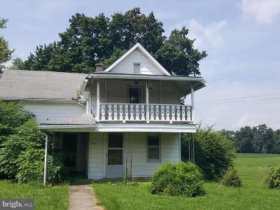 Mount Holly Springs Single Family Home Active Under Contract: 313 Zion Road