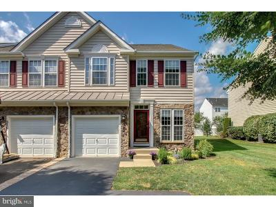 Bucks County Townhouse For Sale: 314 Village Way