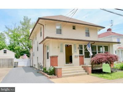 Wilmington Single Family Home For Sale: 15 W Champlain Avenue
