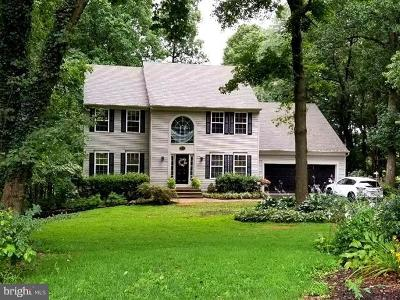 Forest Hill Single Family Home For Sale: 712 Pheasant Drive