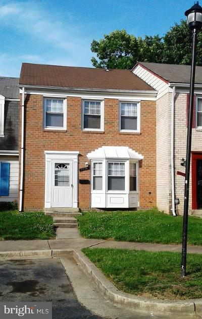 Temple Hills Rental For Rent: 2230 Dawn Lane