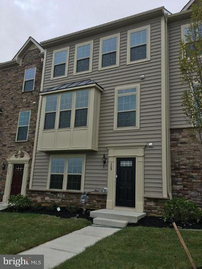 Stafford VA Townhouse For Sale: $352,000