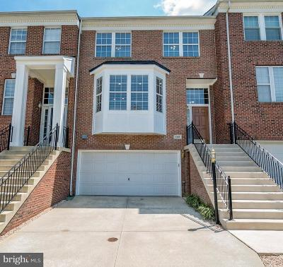 Leesburg Townhouse For Sale: 806 Revelstore Terrace NE