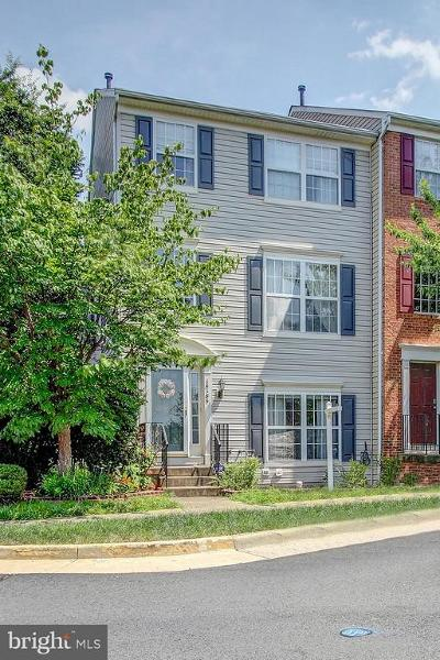 Centreville Townhouse For Sale: 14164 Gabrielle Way