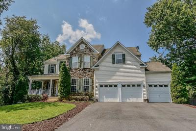 Fairfax County Single Family Home Active Under Contract: 9206 Gilmore Drive
