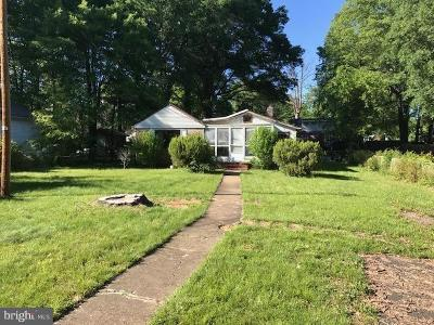 Alexandria Single Family Home For Sale: 2918 Dunbar Street
