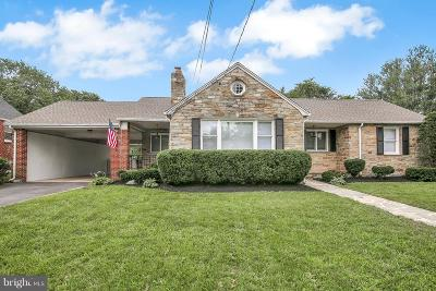 Baltimore Single Family Home For Sale: 3031 East Avenue