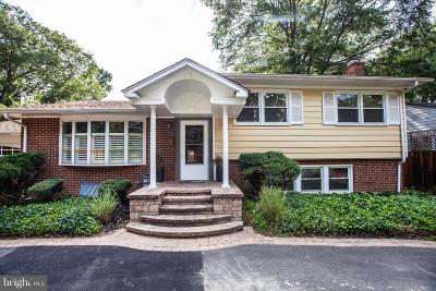 Fairfax County Single Family Home For Sale: 9014 Vernon View Drive