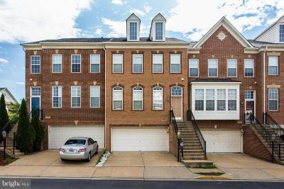 Centreville Townhouse For Sale: 5623 Sheals Lane