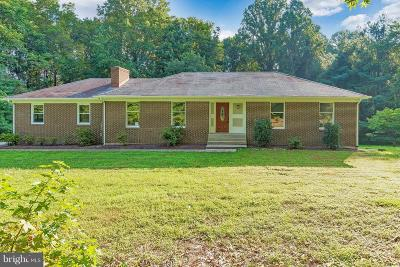 Calvert County Single Family Home For Sale: 5721 Hardesty Road