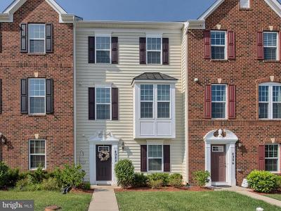 Frederick MD Townhouse For Sale: $385,000