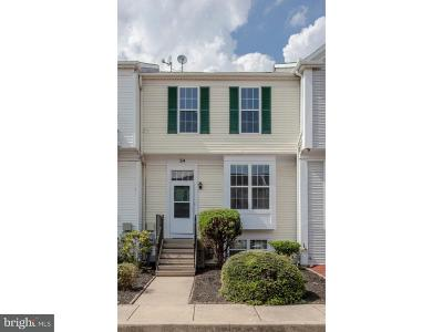 Newark Townhouse For Sale: 24 Denny Circle