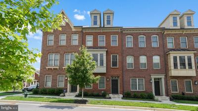 Washington Townhouse For Sale: 162 Concord Place NE
