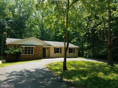 Single Family Home For Sale: 8763 Bradley Forge Drive