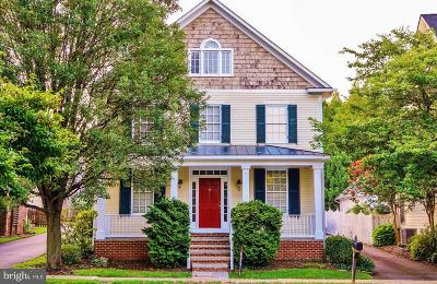 Leesburg Single Family Home For Sale: 10 Memorial Drive NW