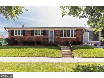 Brooklawn Single Family Home For Sale: 114 Chestnut Street