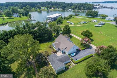 Saint Marys County Single Family Home For Sale: 48591 Bean Road
