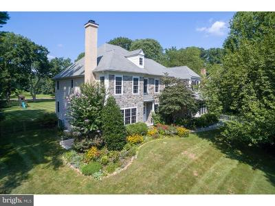 Bryn Mawr Single Family Home For Sale: 764 Woodlea Road