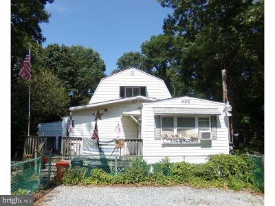Millville Single Family Home For Sale: 7291 Keron Drive