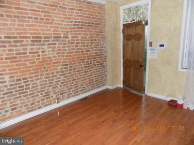 Baltimore MD Townhouse For Sale: $209,000