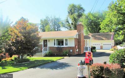 Upper Marlboro Single Family Home For Sale: 14207 Rectory Lane
