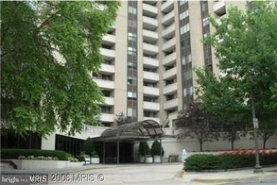 Chevy Chase Rental For Rent: 4601 Park Avenue #206F